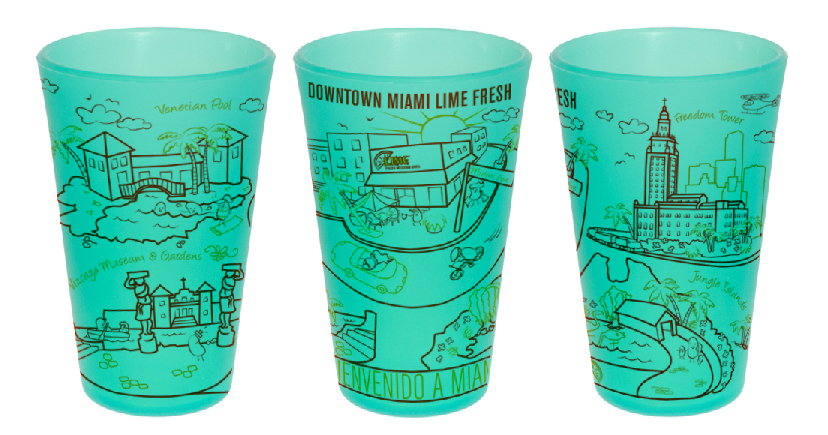 Lime Fresh Mexican Grill Merchandise