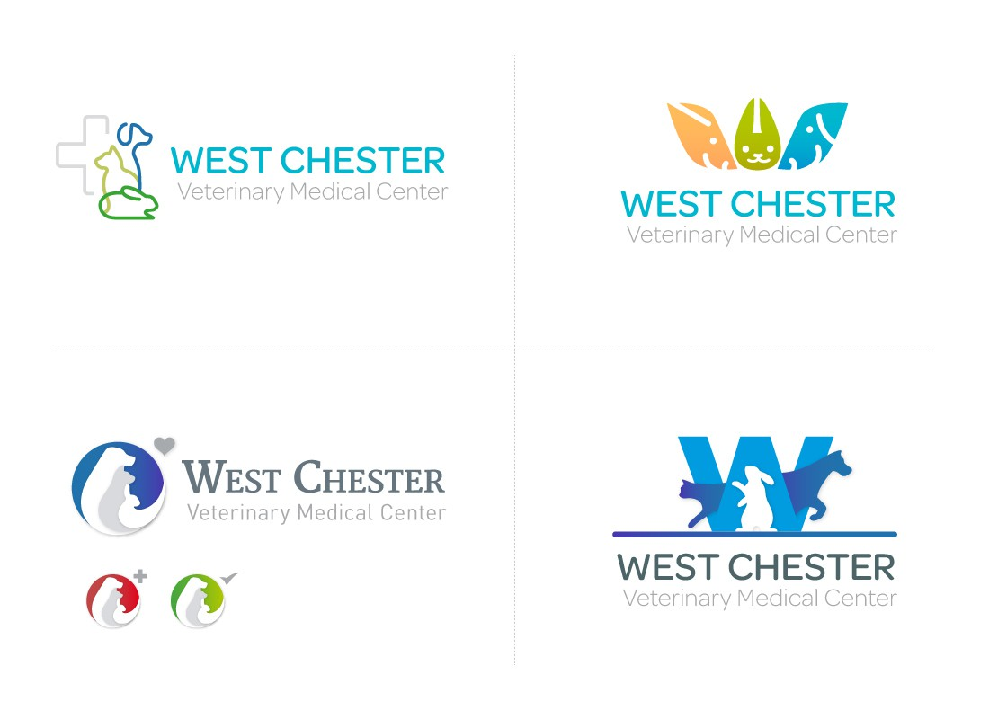 West Chester Logo Options