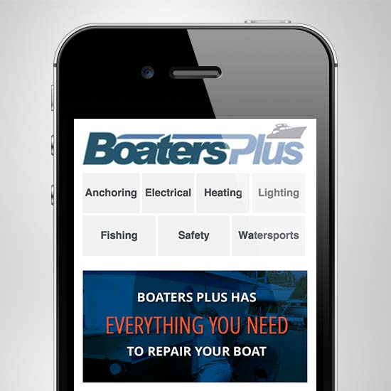 Email Newsletter BoatersPlus