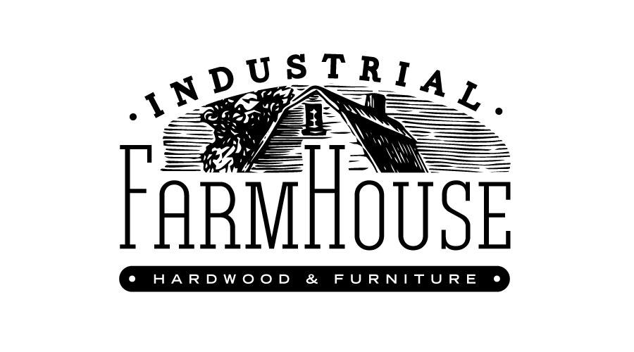 Industrial Farmhouse Logo