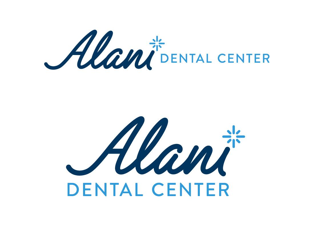 Alani Dental Logo Design
