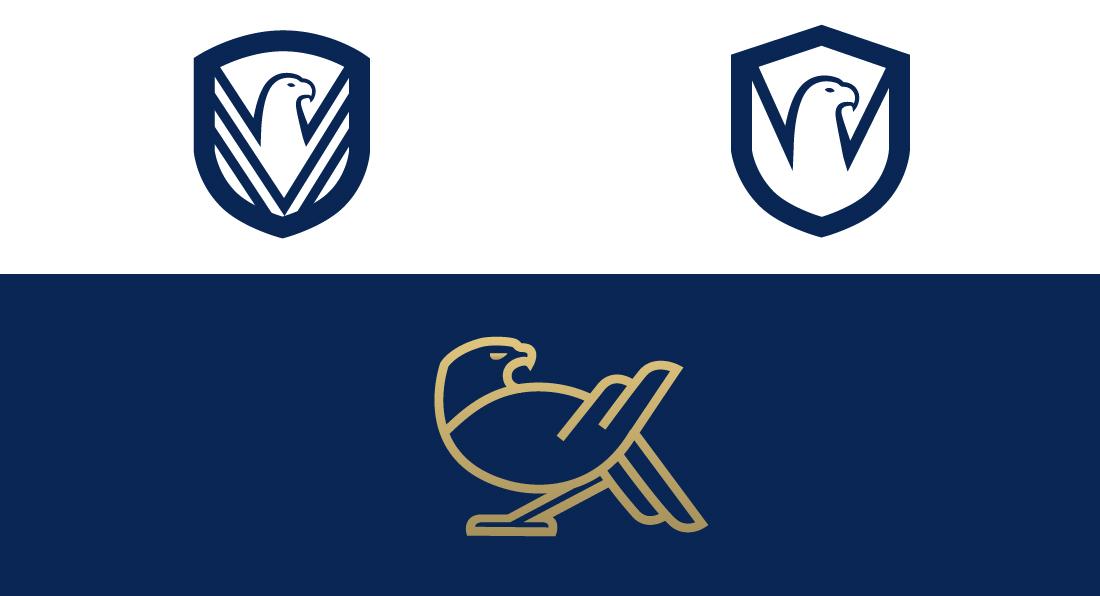 Warren Logo Symbol Options