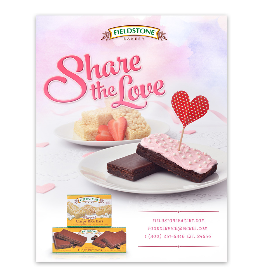 Share the Love Sales Flyer 1